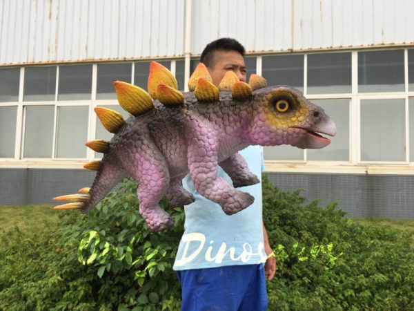 Cute-Mini-Stegosaurus-Puppet-for-Educational-Workshop5