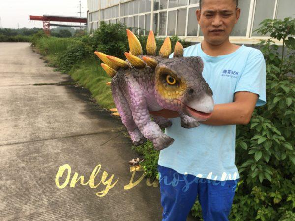 Cute-Mini-Stegosaurus-Puppet-for-Educational-Workshop6