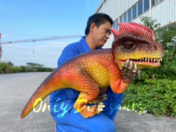 Fascinating-Dilophosaurus-Dino-Puppet-for-Woman1