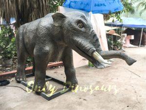 Animal Animatronic Platybelodon
