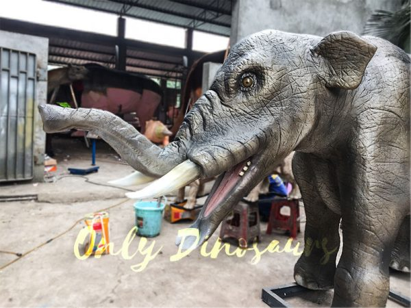 Animal-Animatronic-Platybelodon-4