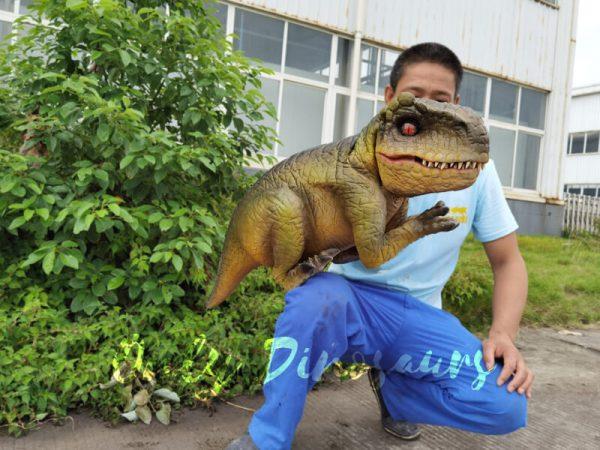 Approachable-Baby-Tyrannosaurus-from-Jurassic-World-3