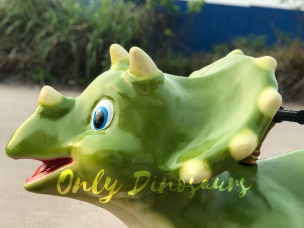 Fantastic-Triceratops-Kids-Ride-For-Playground5