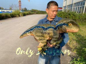 Lifelike Raptor Hand Puppet for Sale