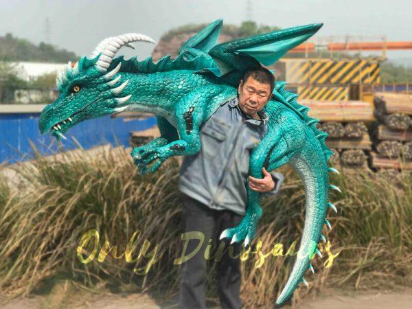 Realistic-Shoulder-Blue-Flying-Dragon-Puppet1