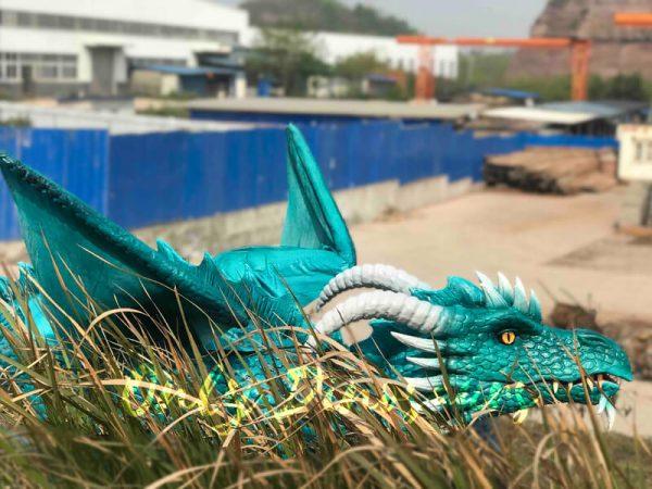 Realistic-Shoulder-Blue-Flying-Dragon-Puppet3