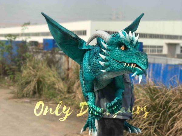 Realistic-Shoulder-Blue-Flying-Dragon-Puppet6