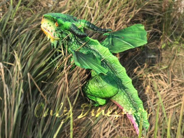 Vivid-Green-Baby-Flying-Dragon-Puppet-for-Kids2