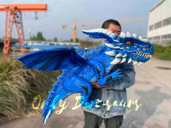 Affordable-Custom-Winged-Dragon-Hand-Puppet2