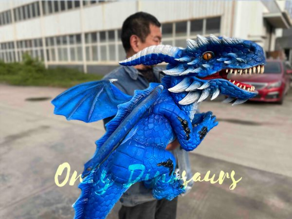Affordable-Custom-Winged-Dragon-Hand-Puppet3