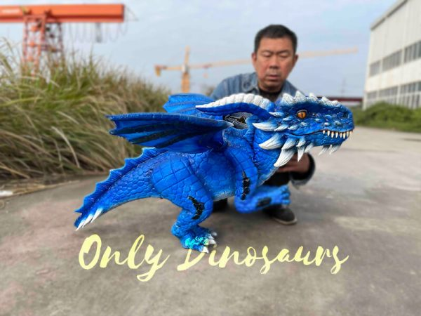 Affordable-Custom-Winged-Dragon-Hand-Puppet6