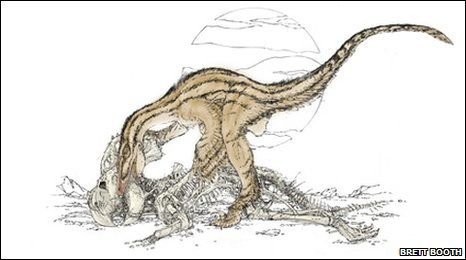 Earth-News-Fossil-find-shows-Velociraptor-eating-another-dinosaur