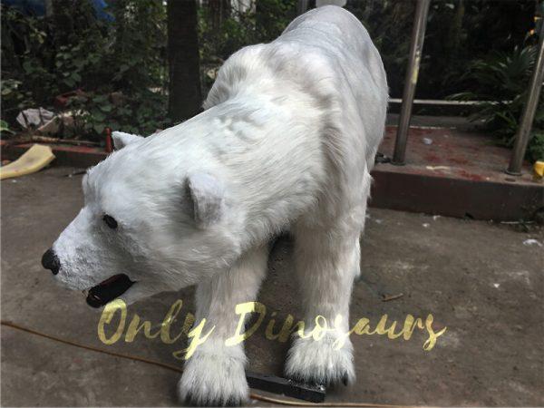 Engaging-Animatronic-Animal-Polar-Bear-for-Exhibition2