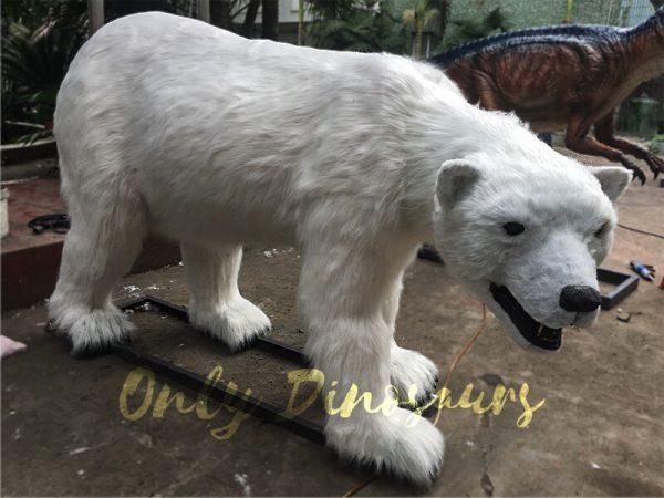 Engaging-Animatronic-Animal-Polar-Bear-for-Exhibition4