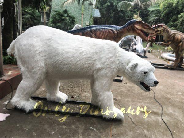 Engaging-Animatronic-Animal-Polar-Bear-for-Exhibition5