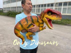 Full Body T-Rex Puppet for Kids