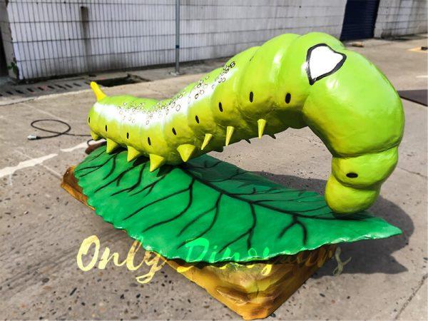 Giant-Lifelike-Animatronic-Oleander-Hornworm1