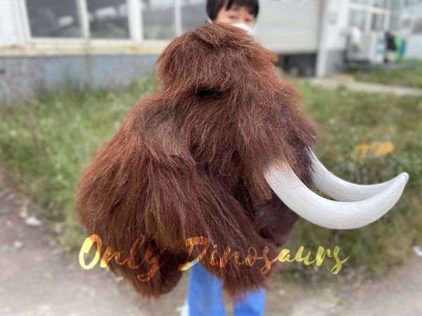 Hairy-Mammoth-puppet-with-Tusk1