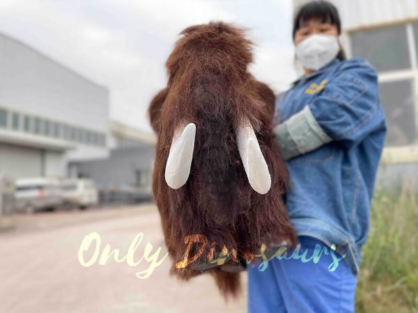 Hairy-Mammoth-puppet-with-Tusk2