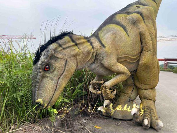 Hidden-Legs-Velociraptor-Suit-for-Dinosaur-Event1