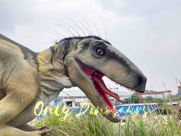 Hidden-Legs-Velociraptor-Suit-for-Dinosaur-Event3