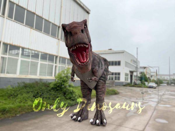 Life-size-Tyrannosaurus-Rex-Stilts-Costume3