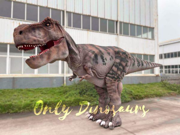 Life-size-Tyrannosaurus-Rex-Stilts-Costume4