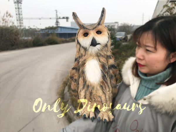 Lifelike-Plush-Owl-Hand-Puppet3