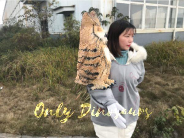 Lifelike-Plush-Owl-Hand-Puppet5