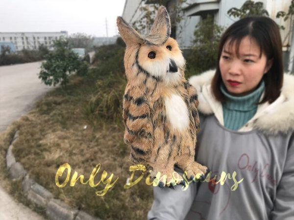 Lifelike-Plush-Owl-Hand-Puppet6