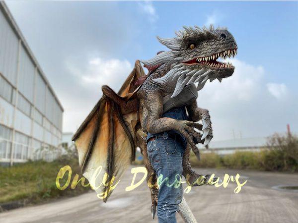 Lifelike-Shoulder-Flying-Dragon-Puppet-for-Performer3