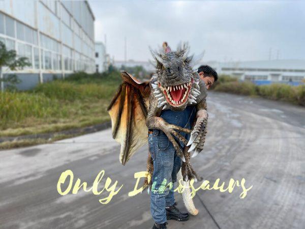 Lifelike-Shoulder-Flying-Dragon-Puppet-for-Performer4