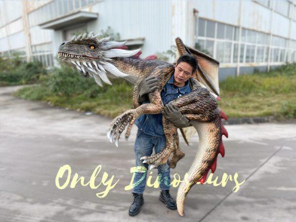 Lifelike-Shoulder-Flying-Dragon-Puppet-for-Performer5