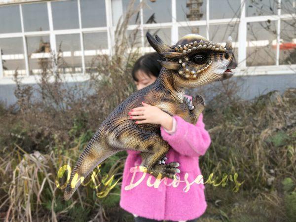 Lovely-Little-baby-Triceratops-Dinosaur-Puppet1