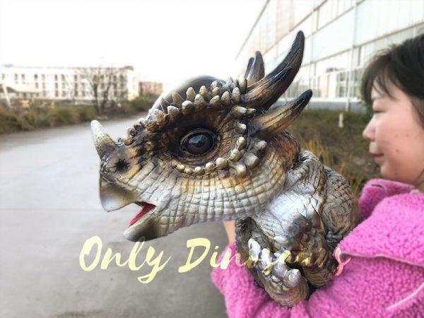 Lovely-Little-baby-Triceratops-Dinosaur-Puppet2