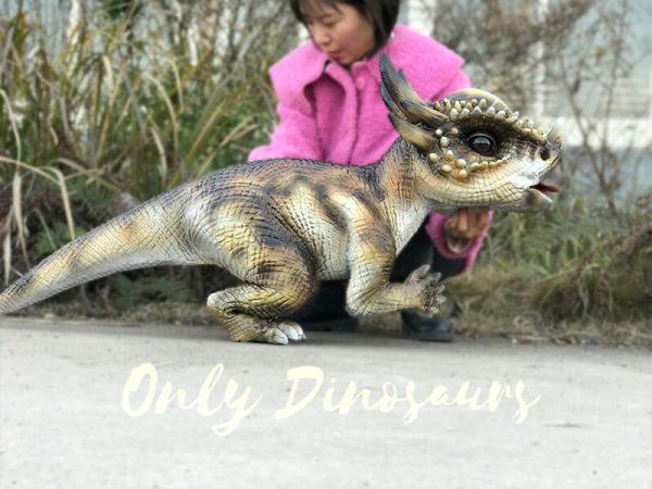 Lovely-Little-baby-Triceratops-Dinosaur-Puppet4