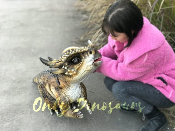 Lovely-Little-baby-Triceratops-Dinosaur-Puppet5