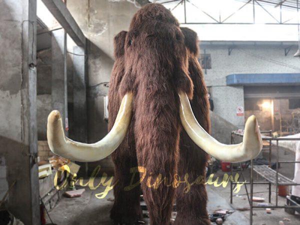 Prehistoric-Life-size-Animatronic-Animal-Woolly-Mammoth-1
