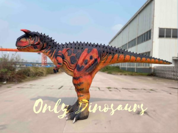 Realistic-Carnotaurus-Costume-with-Red-Black-Color1