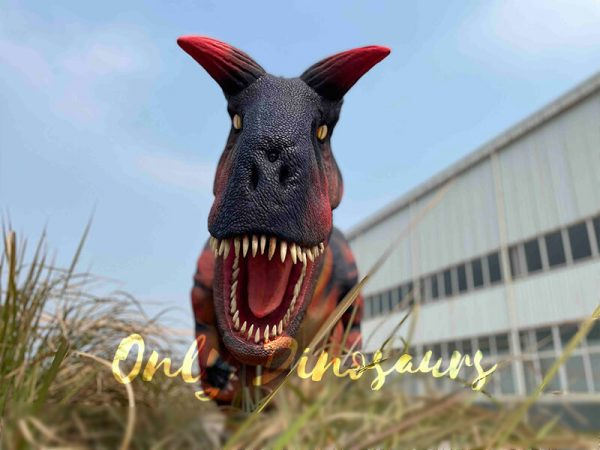Realistic-Carnotaurus-Costume-with-Red-Black-Color5