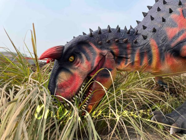 Realistic-Carnotaurus-Costume-with-Red-Black-Color6