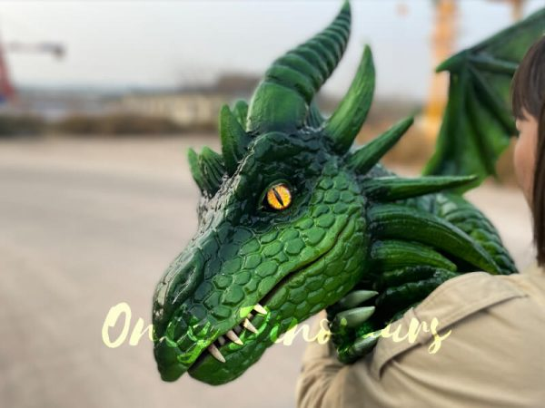 Realistic-Flying-Green-Baby-Dragon-Puppet2