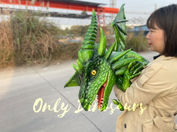 Realistic-Flying-Green-Baby-Dragon-Puppet6