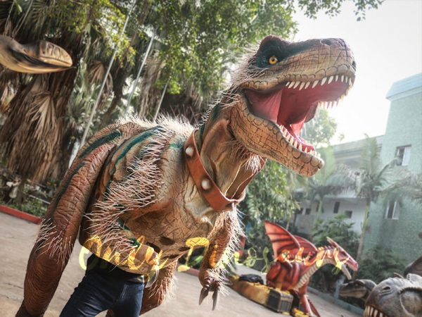 Realistic-Hairy-T-rex-Costume-with-Hidden-legs4