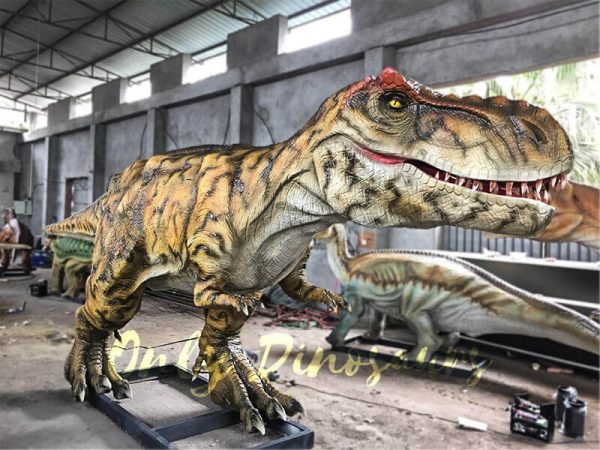 Striped-Tyrannosaurus-Rex-with-Bloody-Mouth-3