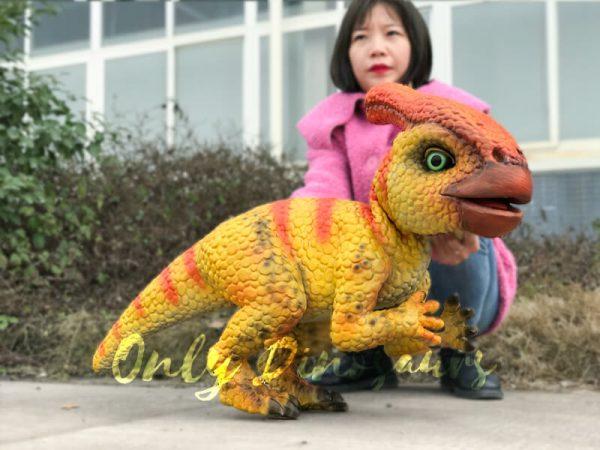 Stunning-Parasaurolophus-Dinosaur-Arm-Puppet2