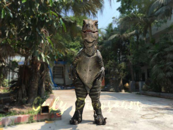 Super-Realistic-Single-man-Velociraptor-Costume-with-Hidden-Legs3