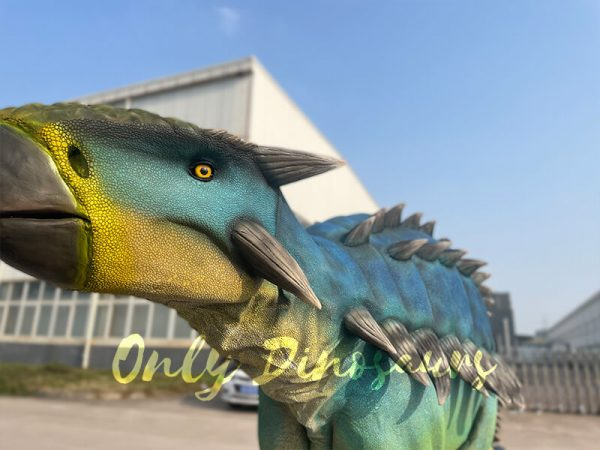 Vivid-Ankylosaur-Blue-Costume-Controlled-by-two-person2