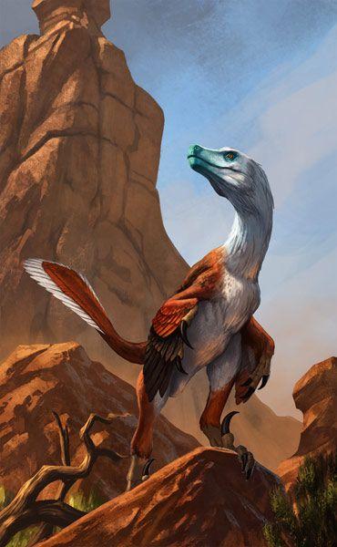 velociraptor-osmolskae