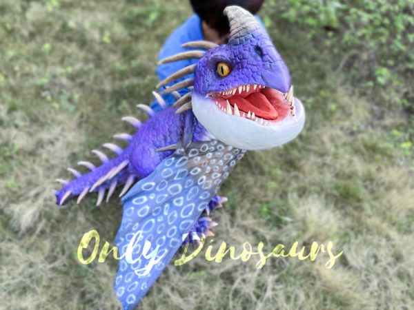 Charming-Purple-Baby-Nadder-with-Barbed-Tail6